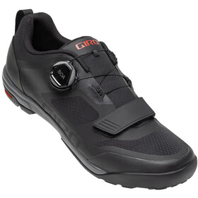 Giro Ventana Schoenen Heren, black/dark shadow